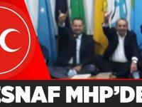 Sivrikaya'dan MHP'ye Ziyaret