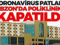 Pandemi Hasane Polikliniklerini Kapattı