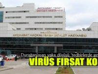 Virüs fırsat kolluyor