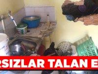 Hırsızlar Talan Etti