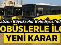 HES Kodu Olmayanlar Büyükşehir Otobüslerini Kullanamayacak