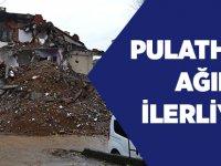 Pulathane Bulvarı Ağır İlerliyor