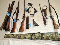 Ortaköyde Kaçak Silah