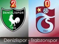 Denizli 2-Trabzon 0