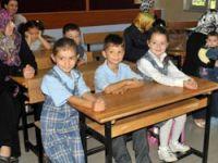 Minikler Okula  Başladı