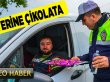 Sürücülere Ceza Yerine Çikolata