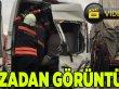 Akçaabat'ta Feci Kaza Video