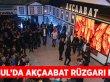 İstanbul'da Akçaabat Rüzgarı Esecek