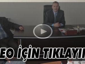 MHP Akçaabat Belediye başkan Adayı Metin Gedikli.