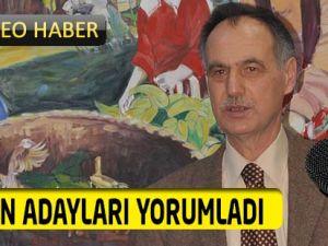 Başkan Türkmen'in Liste Yorumu