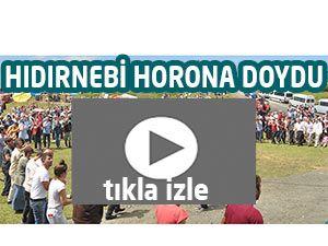 Hıdırnebi Yaylası Horona Doydu