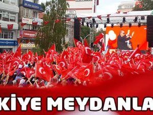 Türkiye Meydanlarda