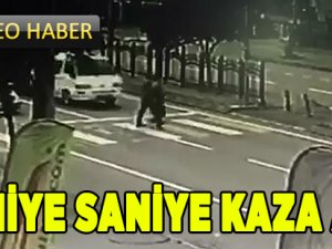 Saniye Saniye Kaza Anı
