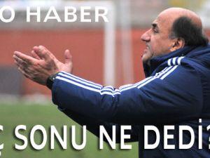 Akçaabat FK Teknik D. Mehmet Akif Başaran Ne Dedi?