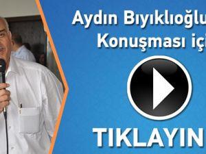 Aydın Bıyıklıoğlu'nun Seçim Sonucu Konuşması