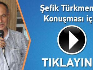 Şefik Türkmen'in Seçim Sonucu Konuşması