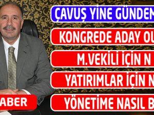 Osman Çavuş'tan Çarpıcı Açıklamalar
